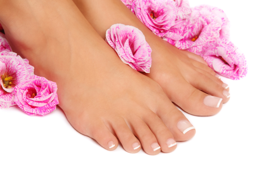 natural pedicure natural pedicure shape and enamel £ 9 00